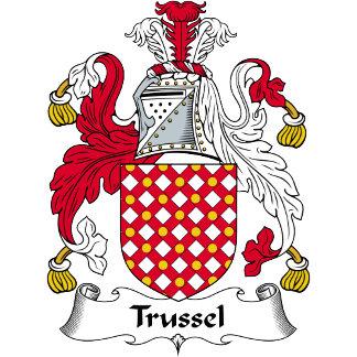 Trussel Family Crest