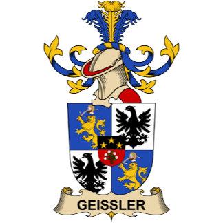 Geissler Family Crest