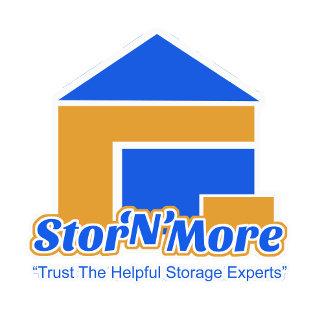 Stor N More Storage Logo