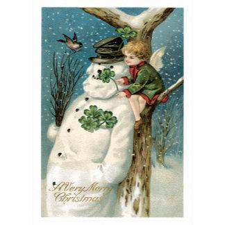 A Very Merry Christmas ~ Snowman