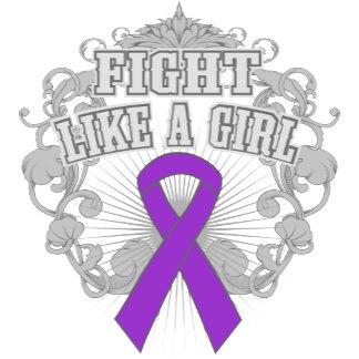 Epilepsy Fight Like A Girl Fleurish