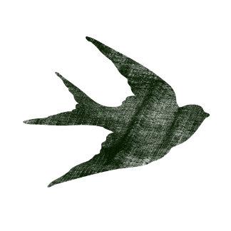 Swallow (Letterpress Style)