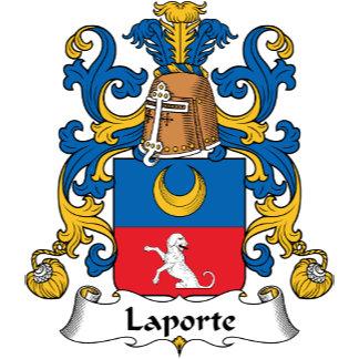 Laporte Family Crest