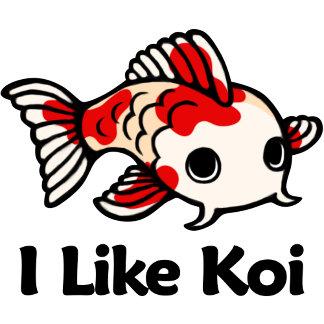 I Like Koi