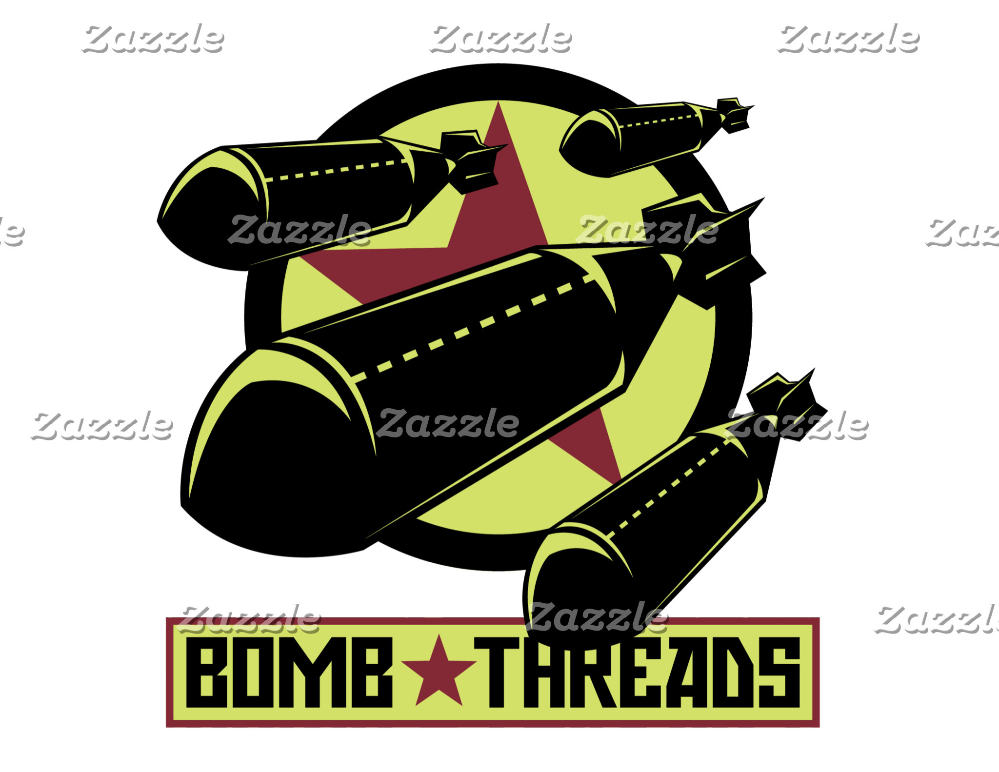Bomb Threads Merch