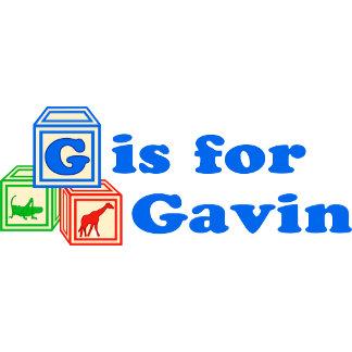 Baby Blocks Gavin