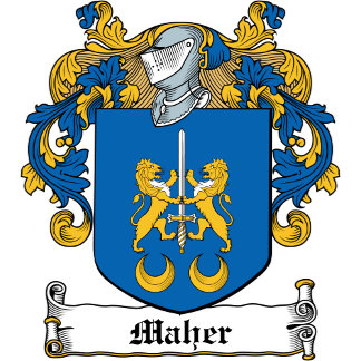 Maher Coat of Arms