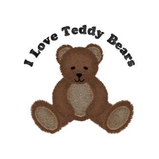 Fuzzy Buddy Bear