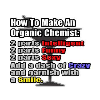 How To Make an Organic Chemist