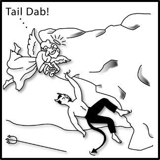 Tail Dab!