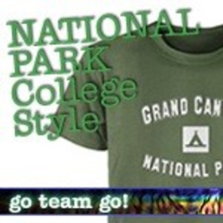 College Style National Park T-Shirts