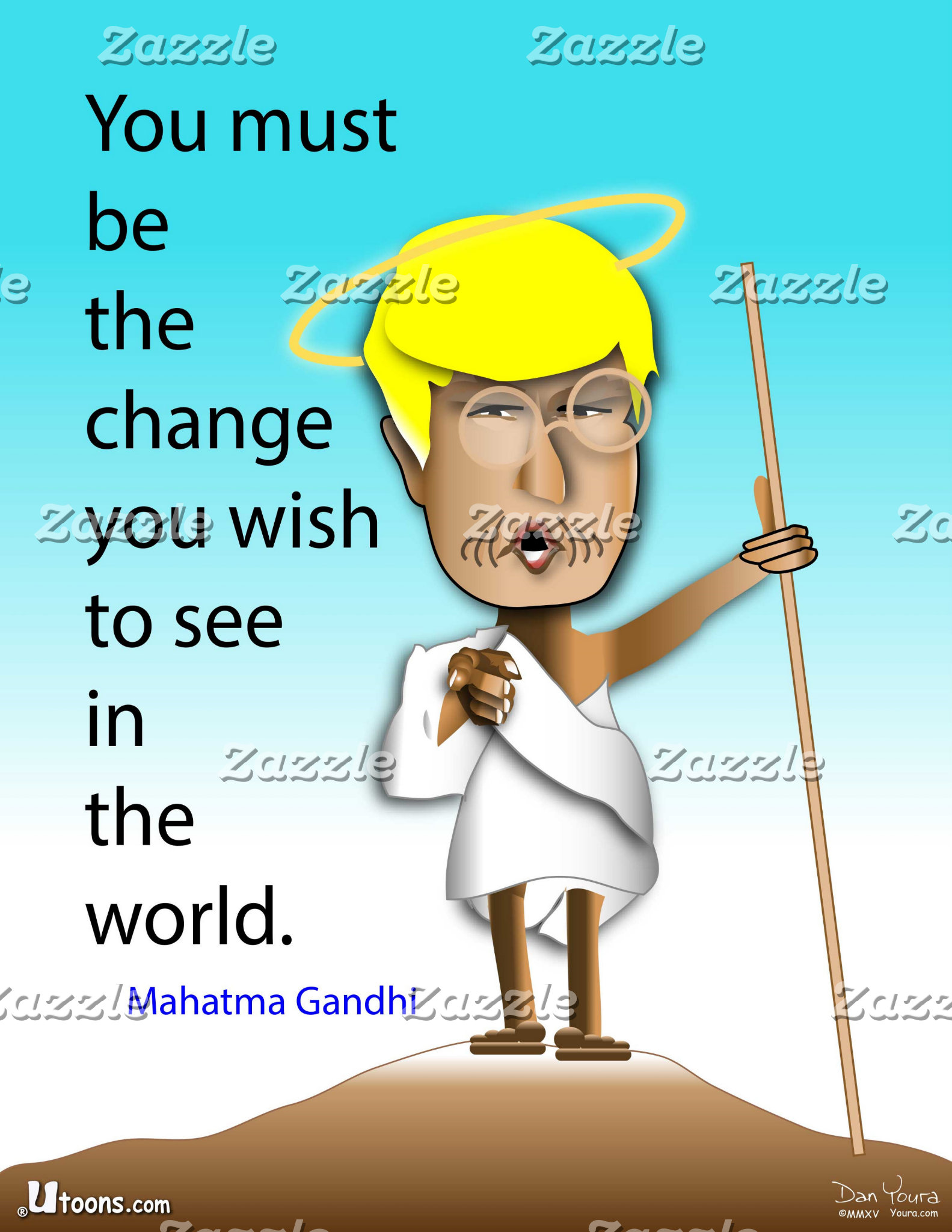 Gandhi Donald