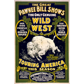 Wild West Posters