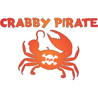 Crabby Pirate
