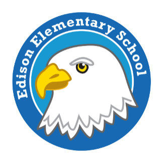 Edison Eagle Logo Gear