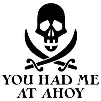 Ahoy Pirate