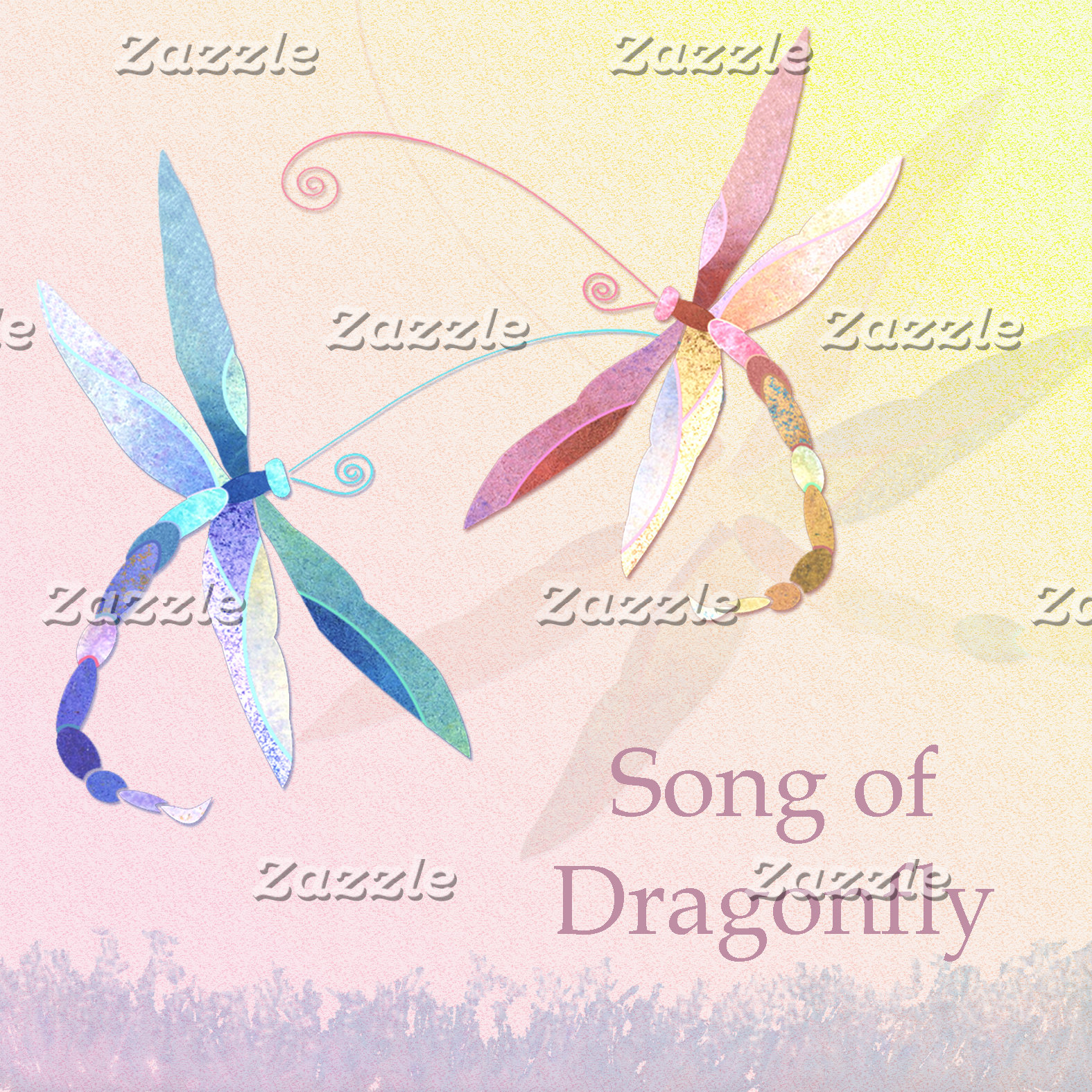 ♥ Song of Dragonfly