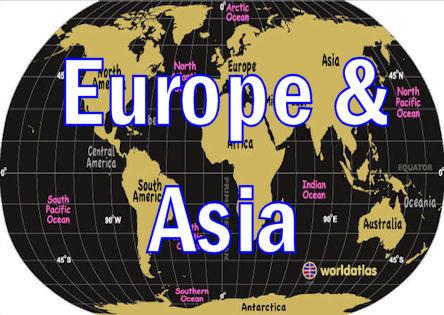 EUROPE & ASIA
