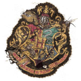 Hogwarts Crest - Destroyed