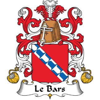 Le Bars Family Crest