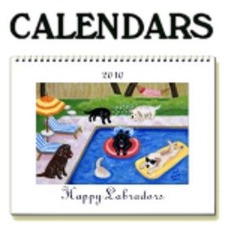 Labrador Calendars