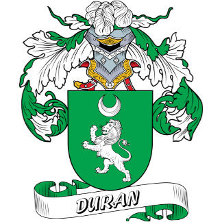 Duran Family Crest