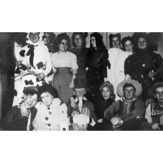 A Halloween Costume Party