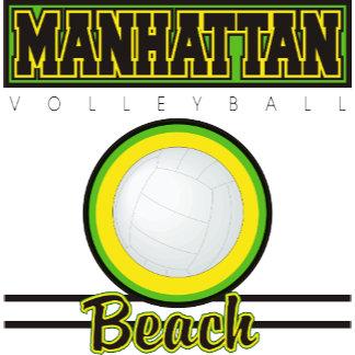 Manhattan Beach Volleyball T-Shirts