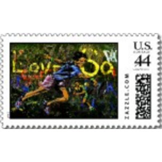 Postage Stamps Completely Customizable & Original