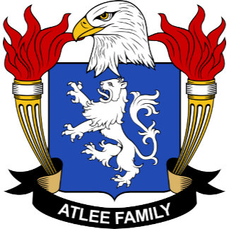 Atlee Coat of Arms