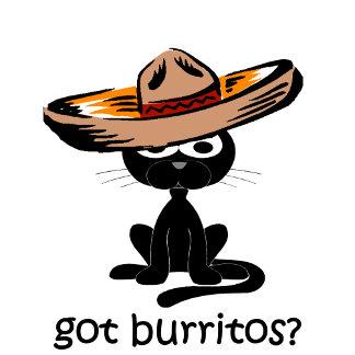 Got burritos? cat
