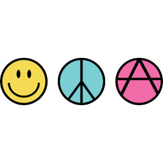 Happiness Peace & Freedom