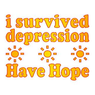I Survived Depression - Have Hope