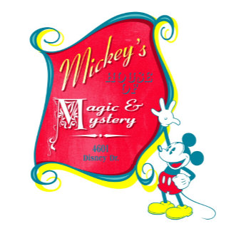 Mickey Mouse Vintage Design