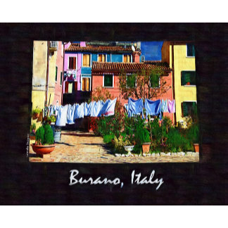 Burano italy Posters, Decor and Accessories