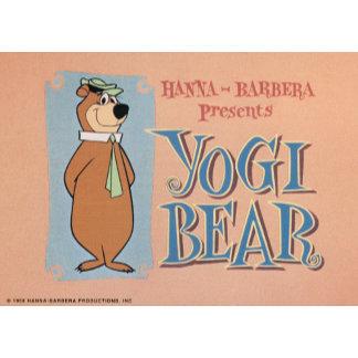 Yogi Bear Title Screen