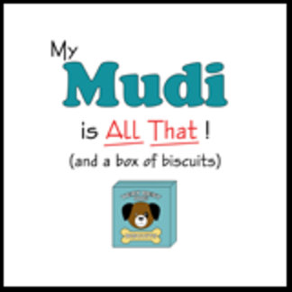 My Mudi is All That!