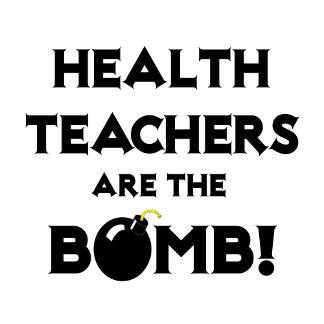 Health Teachers Are The Bomb!