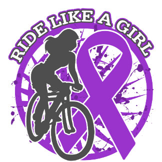 Epilepsy Ride Like A Girl