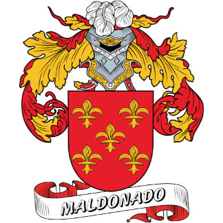 Maldonado Family Crest