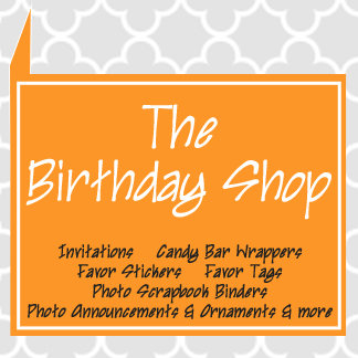 The Birthday Shop