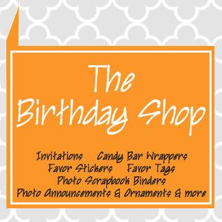 The Birthday Shop