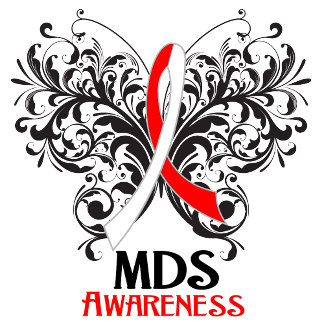 MDS Awareness Butterfly
