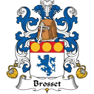 Brosset Family Crest