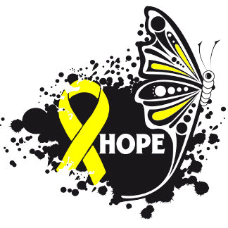 Hope Suicide Prevention Butterfly