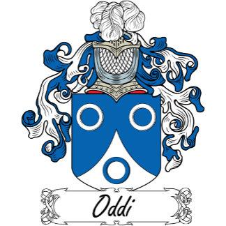 Oddi Family Crest