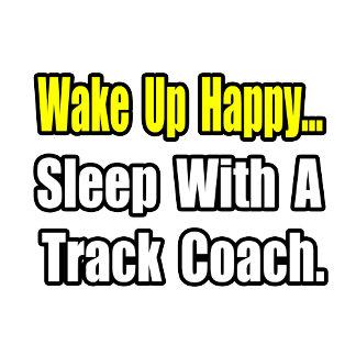 ...Sleep With a Track Coach