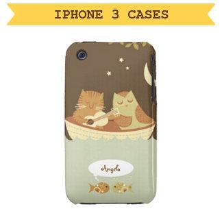 iPhone 3 Cases
