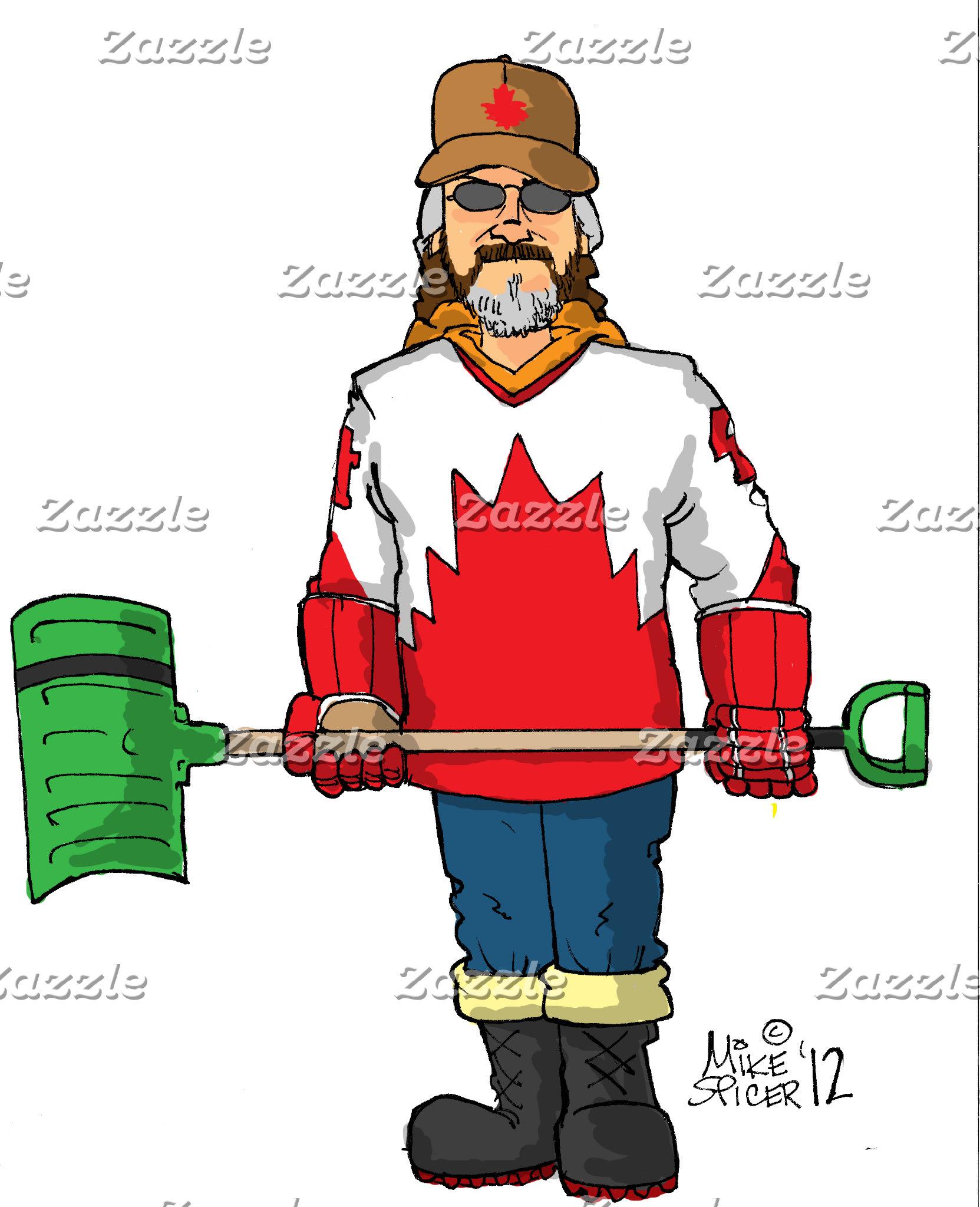 Canadians. Born Ready