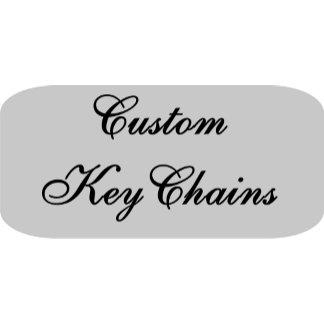 12 Step mylar keychains